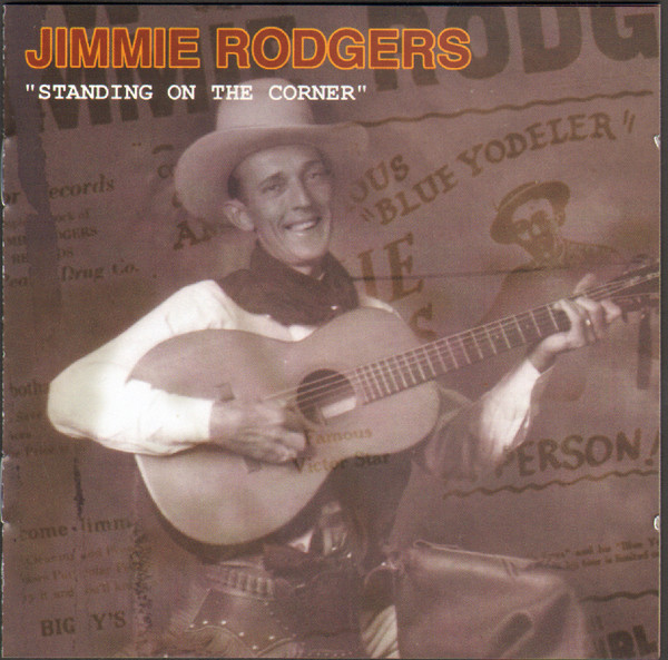 Rodgers, Jimmie Standing On The Corner Vinyl