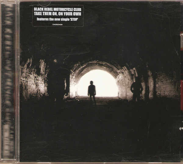 Black Rebel Motorcycle Club Take Them On, On Your Own CD