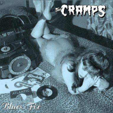 The Cramps Blue Fix Vinyl