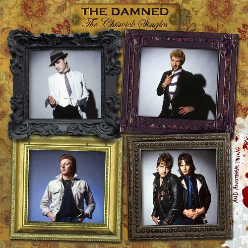 The Damned The Chiswick Singles