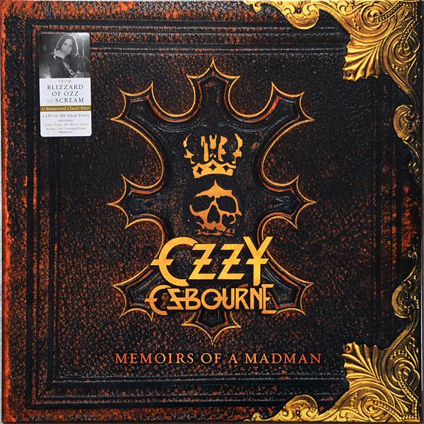 Ozzy Osbourne Memoirs Of A madman