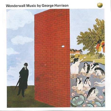 Harrison, George Wonderwall Music
