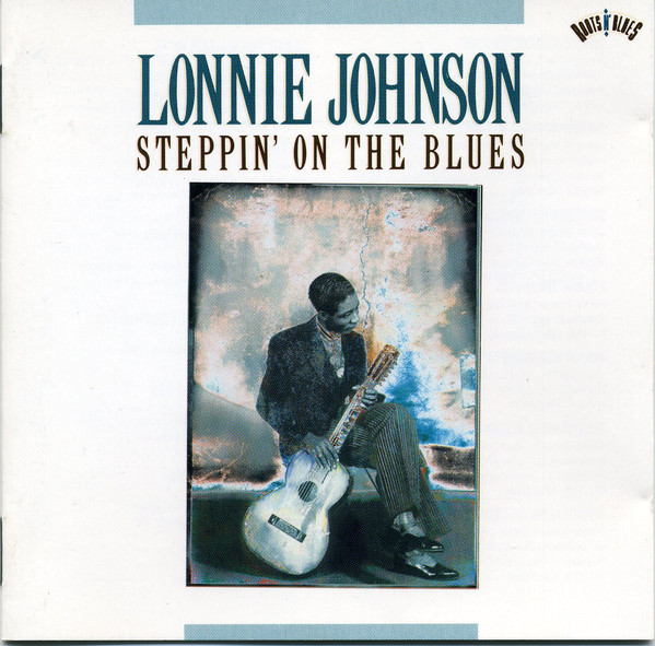Johnson, Lonnie Steppin' On The Blues
