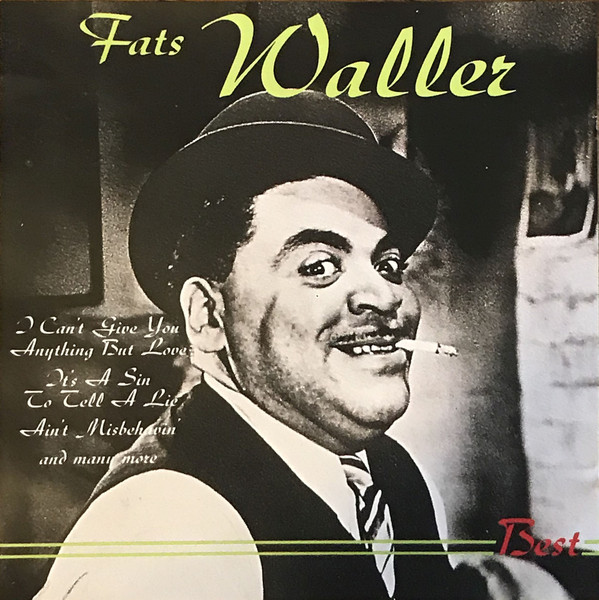 Waller, Fats Misbehavin' CD
