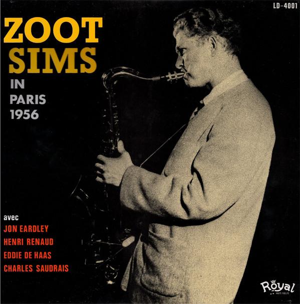Sims, Zoot Zoot Sims In Paris 1956