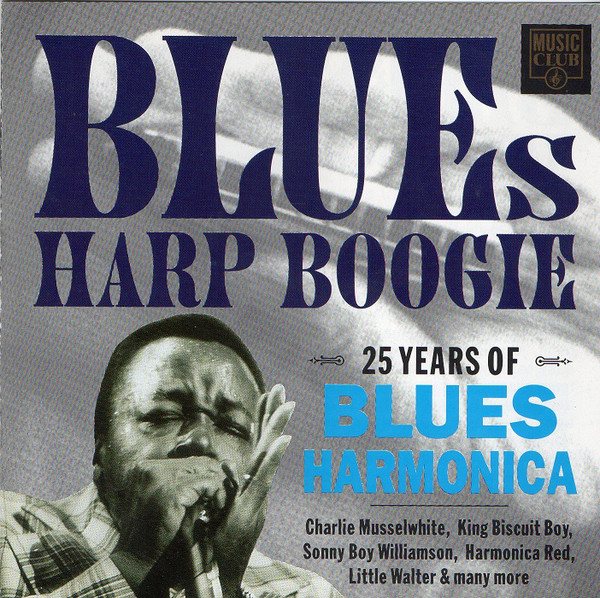 Various  Blues Harp Boogie-25 Years Of Blues Harmonica