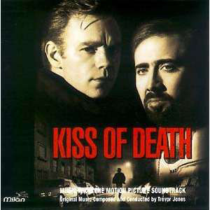 Trevor Jones Kiss Of Death (Music From The Motion Picture Soundtrack) CD