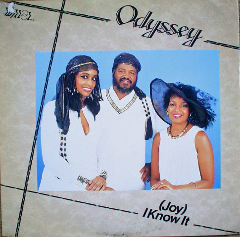 Odyssey (Joy) I Know It Vinyl