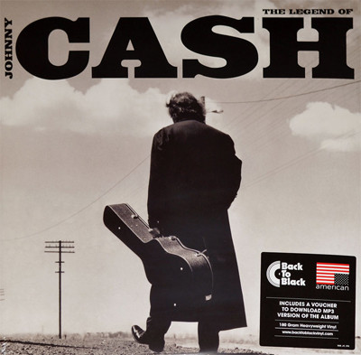 Cash, Johnny The Legend Of Johnny Cash