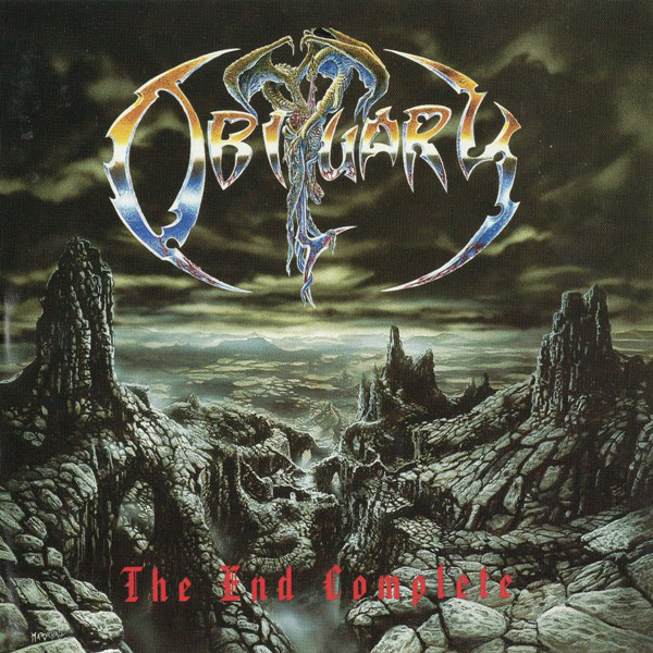 Obituary The End Complete CD