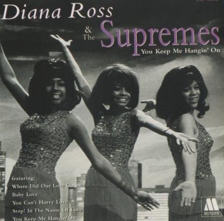 Diana Ross & The Supremes You Keep Me Hanging On