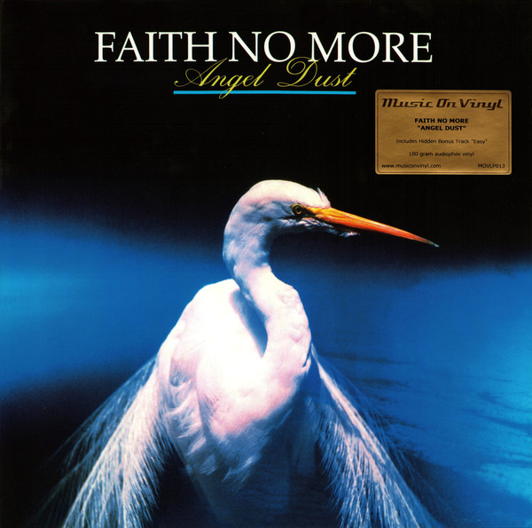 Faith No More Angel Dust Vinyl