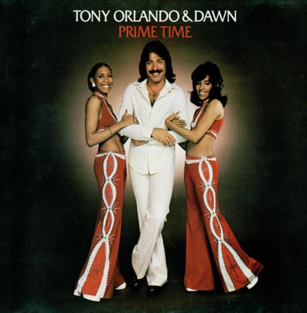 Tony Orlando & Dawn Prime Time Vinyl