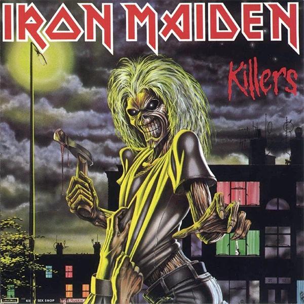 Iron Maiden Killers Vinyl