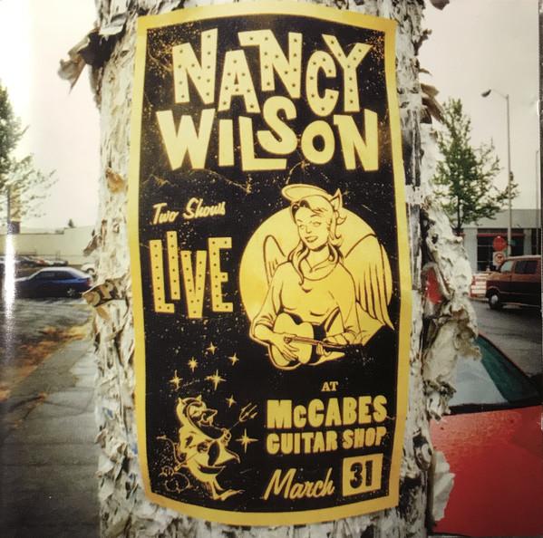 Wilson, Nancy Live At McCabes Guitar Shop CD