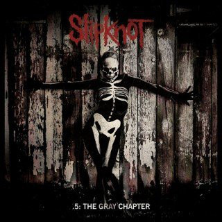 Slipknot .5: The Gray Chapter Vinyl