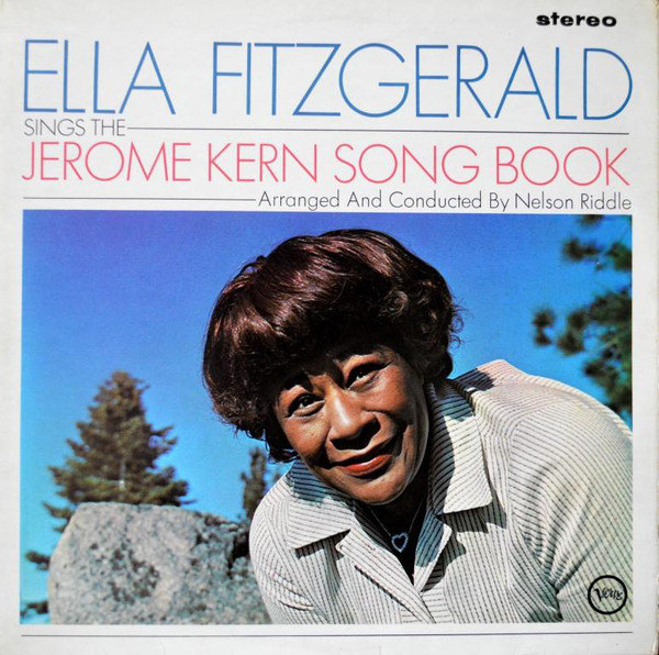 Fitzgerald, Ella Ella Fitzgerald Sings The Jerome Kern Song Book Vinyl