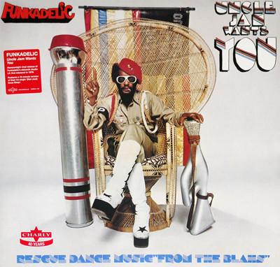 Funkadelic Uncle Jam Wants You Vinyl