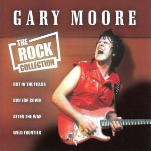 Moore, Gary The Rock Collection