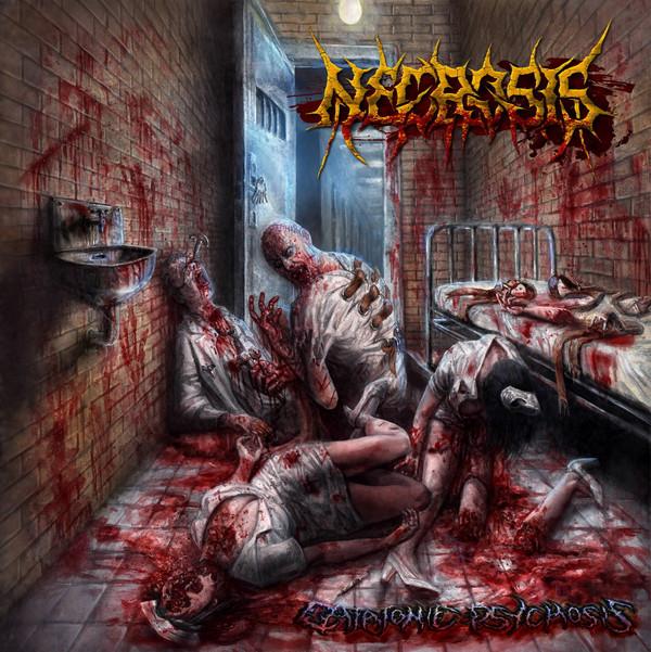 Necrosis Catatonic Psychosis CD
