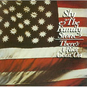 Sly & The Family Stone There's A Riot Goin' On Vinyl