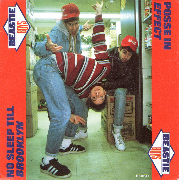 Beastie Boys No SleepTill Brooklyn