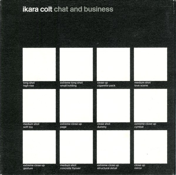 Ikara Colt Chat And Business