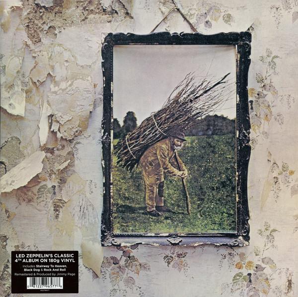 Led Zeppelin Untitled (Led Zeppelin IV) Vinyl