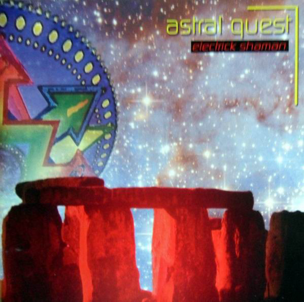 Astral Quest Electrick Shaman CD