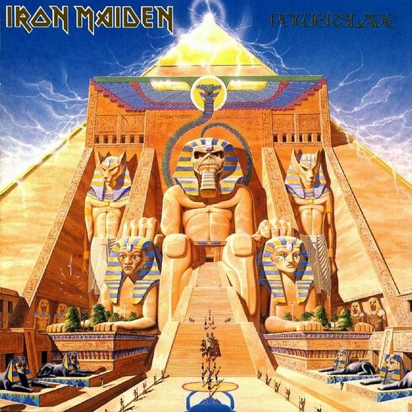 Iron Maiden Powerslave Vinyl
