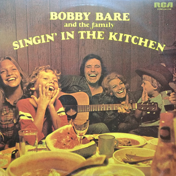 Bobby Bare Singin' In The Kitchen