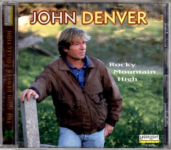 Denver, John Rocky Mountain High CD