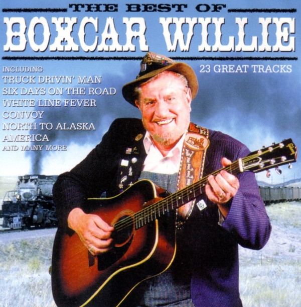 Willie Boxcar The Best Of