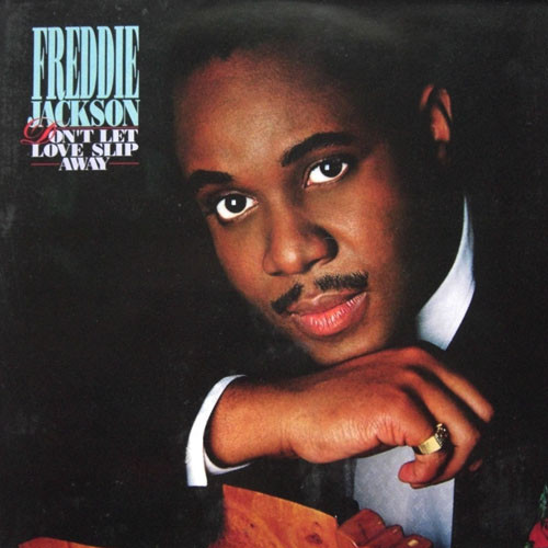 Jackson, Freddie Just Like The First Time Vinyl