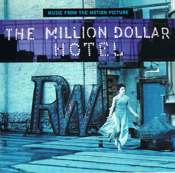 Various The Million Dollar Hotel (Music From The Motion Picture) CD