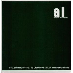 The Alchemist The Chemistry Files: An Instrumental Series Vinyl