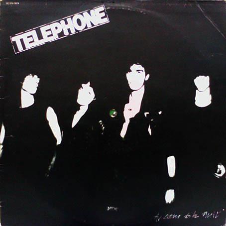 Telephone Au Cœur De La Nuit  Vinyl