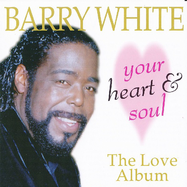 White, Barry The Love Album