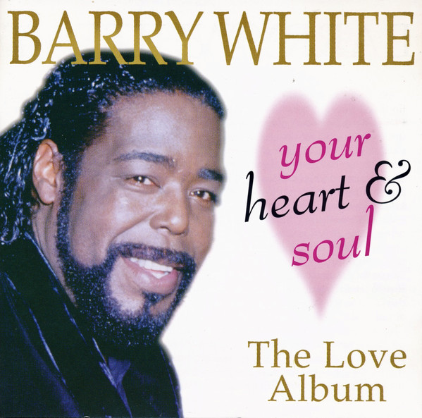 White, Barry Your Heart And Soul Vinyl