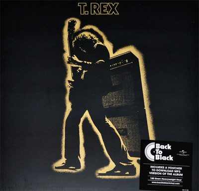 T.Rex Electric Warrior Vinyl