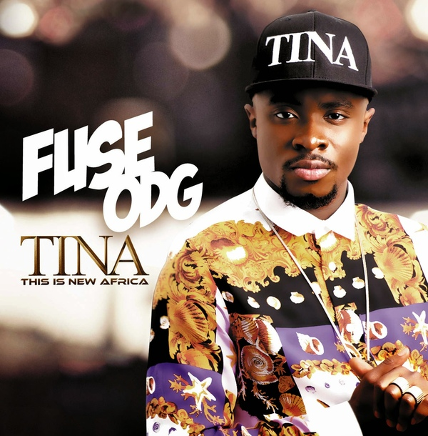 Fuse ODG TINA: This Is New Africa Vinyl
