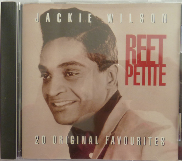Wilson, Jackie Reet Petite CD