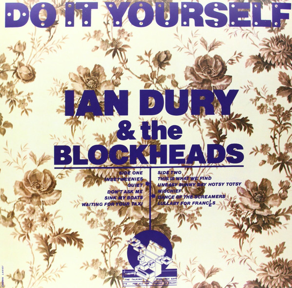 Ian Dury & The Blockheads Do It Yourself Vinyl