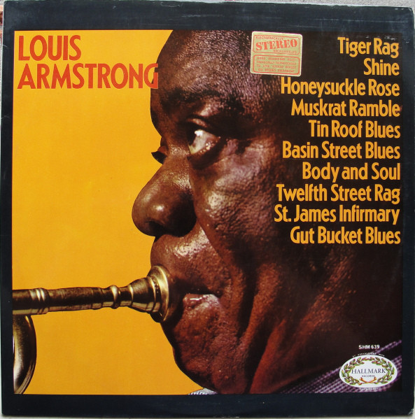 Armstrong, Louis Louis Armstrong