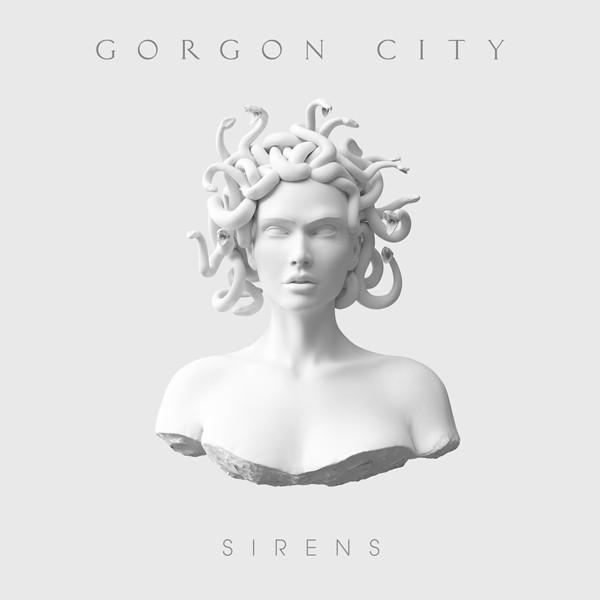 Gorgon City Sirens CD