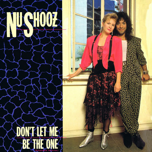 Nu Shooz Don't let Me Be The One Vinyl