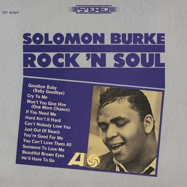 Burke, Soloman Rock 'N' Soul