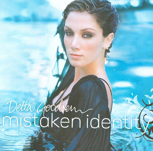 Goodrem, Delta Mistaken Identity Vinyl