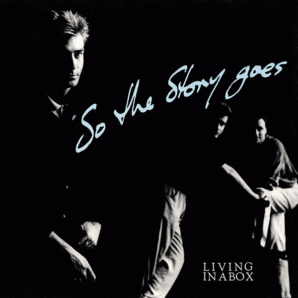 Living In A Box So The Story Goes Vinyl