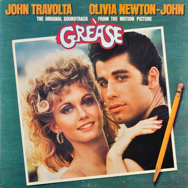 Travolta, John / Newton-John Olivia / Various Grease Vinyl